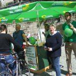 Bündnis 90/Die Grünen, Europawahl 2019